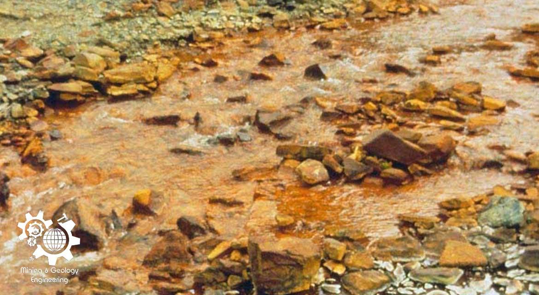 تاثیرات زیست محیطی روش های استخراج معدن