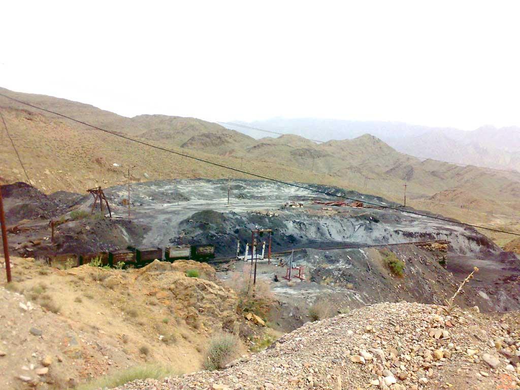 معدن زغال سنگ هجدک