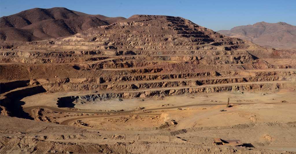 آشنایی با معدن سنگ آهن جلال آباد زرند