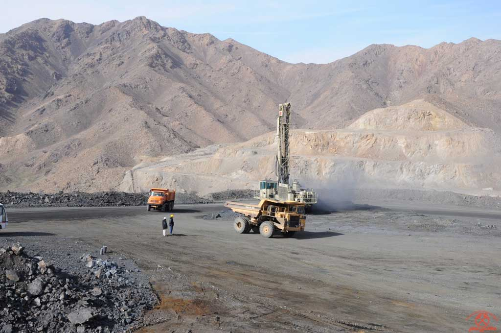 آشنایی با معدن سنگ آهن سنگان