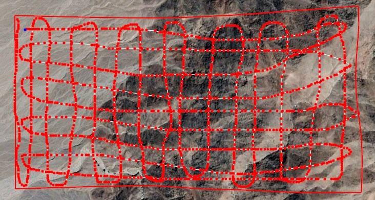آموزش استخراج نقاط توپوگرافی از نرم افزار Google Earth Google Earth, GPS Visualizer, توپوگرافی, گوگل ارث, نقشه توپوگرافی