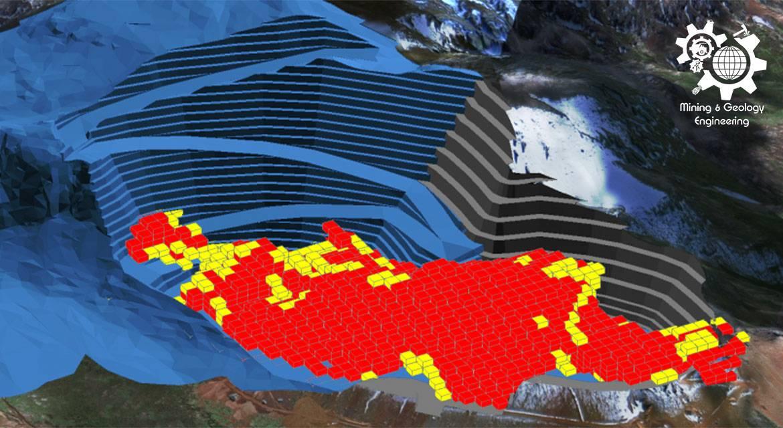 برنامه ریزی در معدن – Mine Planning